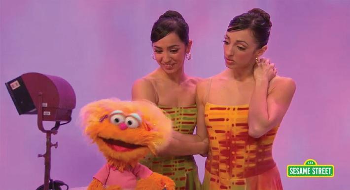 Feijoo Sisters: The Lambarena | Sesame Street