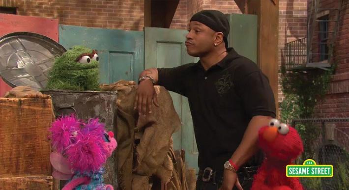 LL Cool J: Unanimous | Sesame Street