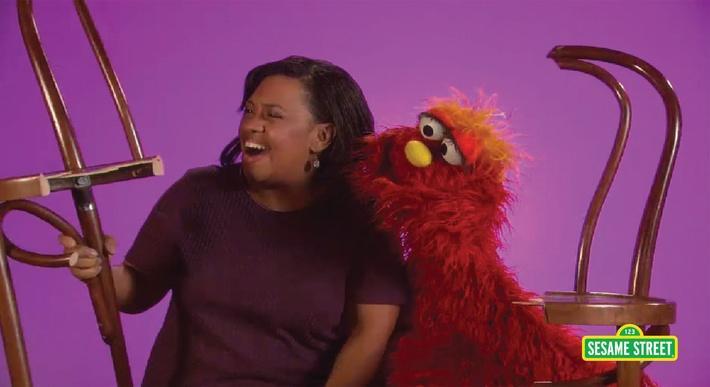 Chandra Wilson: Half | Sesame Street