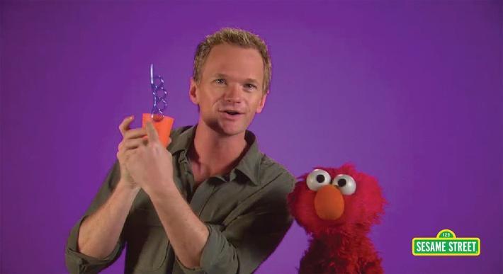 Neil Patrick Harris: Curly | Sesame Street