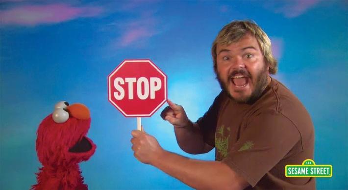 Jack Black: Octagon | Sesame Street