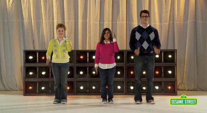 Robot Dance | Sesame Street