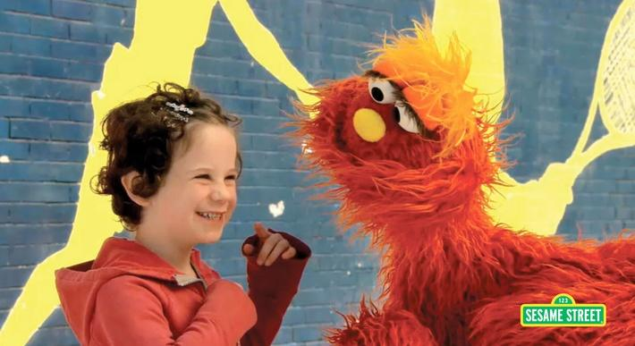 Word on the Street: Compliment | Sesame Street