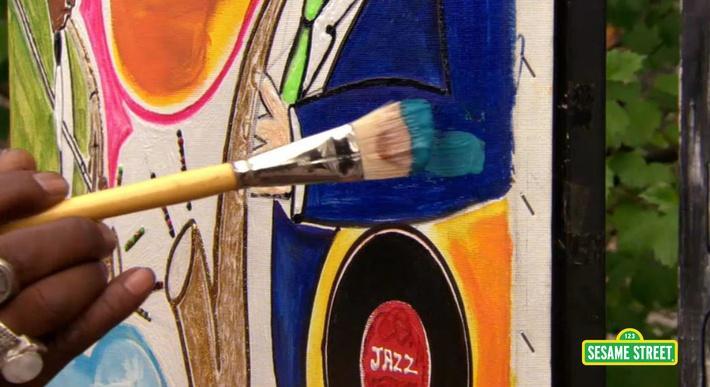 Word on the Street: Brush | Sesame Street