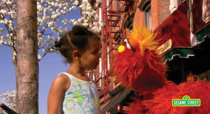 Word on the Street: Mustache | Sesame Street