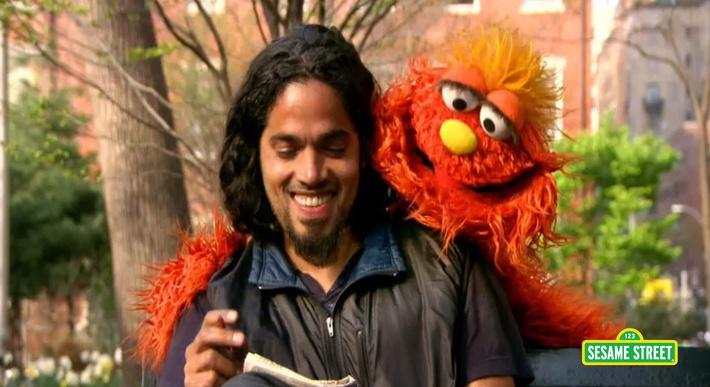 Word on the Street: Distract | Sesame Street