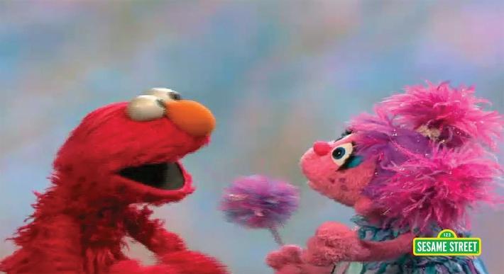 Abby and Elmo Imagine | Sesame Street
