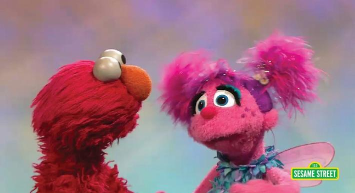 Same/Different with Abby and Elmo | Sesame Street