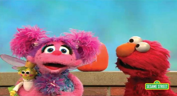 The Dolly Trick with Abby and Elmo | Sesame Street