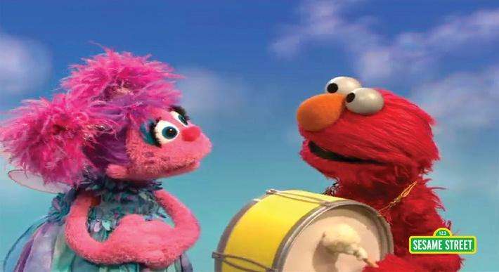 Elmo and Abby Cooperate | Sesame Street