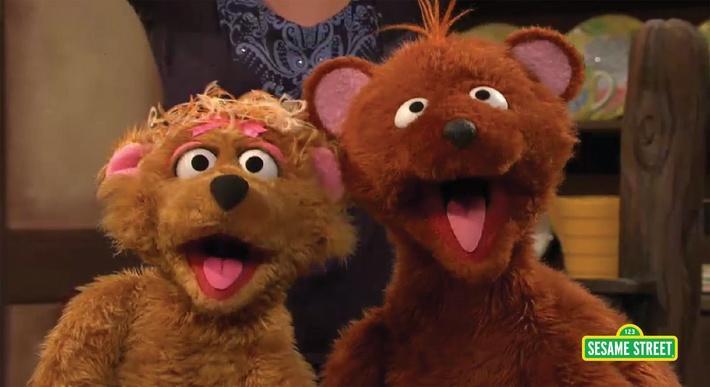 Song: The Bear | Sesame Street