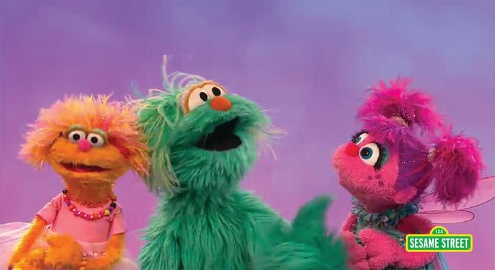 Just Between Us Girls | Sesame Street