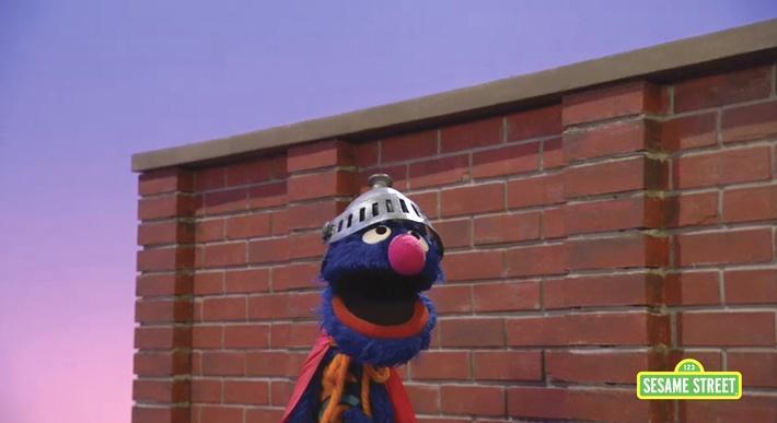 Super Grover Shows Us Over Under Around | Sesame Street