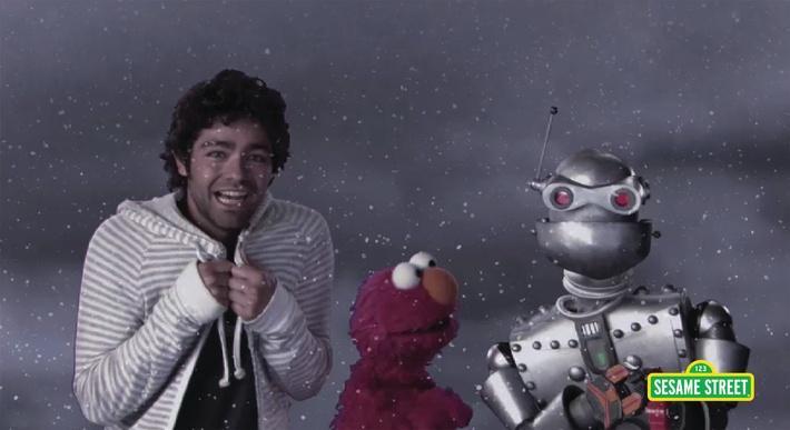 Adrian Grenier: Season | Sesame Street