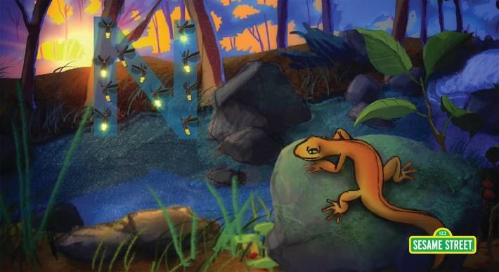 Fireflies: N | Sesame Street