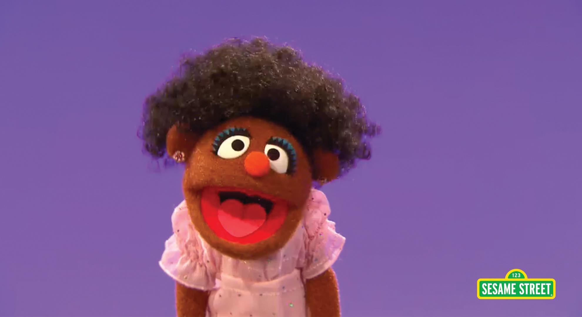 Song: I Love My Hair | Sesame Street | PBS LearningMedia