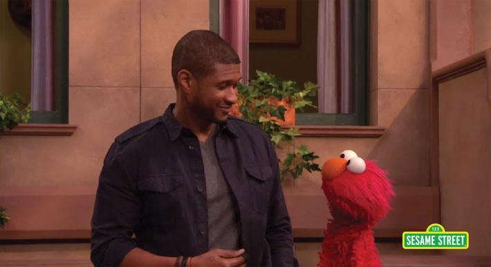 Usher: Volunteer | Sesame Street