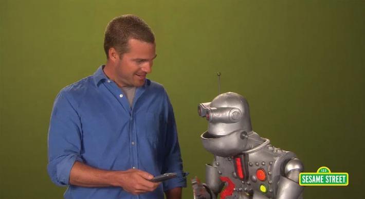 Chris O'Donnell: Activate | Sesame Street