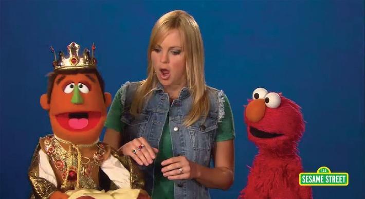 Anna Faris: Gem | Sesame Street