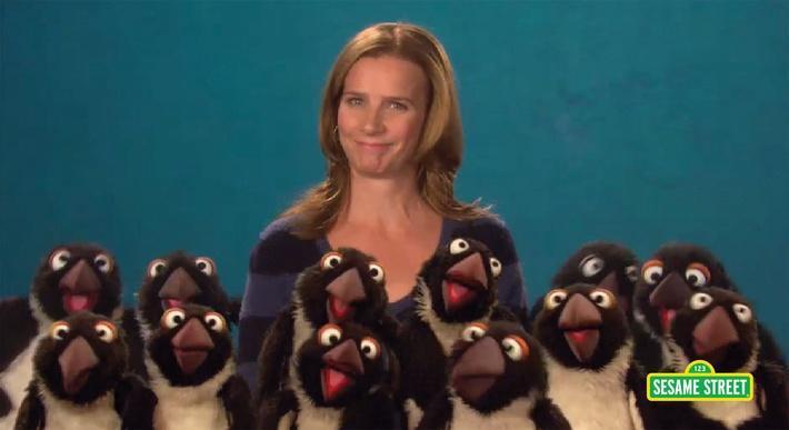 Rachel Griffiths: Dozen | Sesame Street