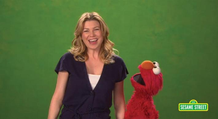 Ellen Pompeo: Healthy | Sesame Street