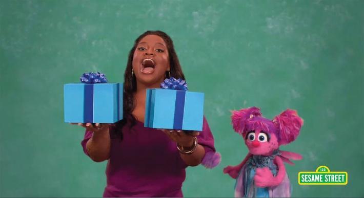 Sherri Shepherd: Identical | Sesame Street