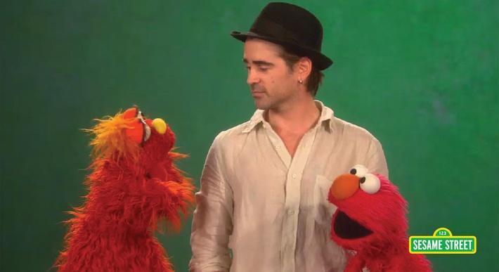 Colin Farrell: Investigate | Sesame Street