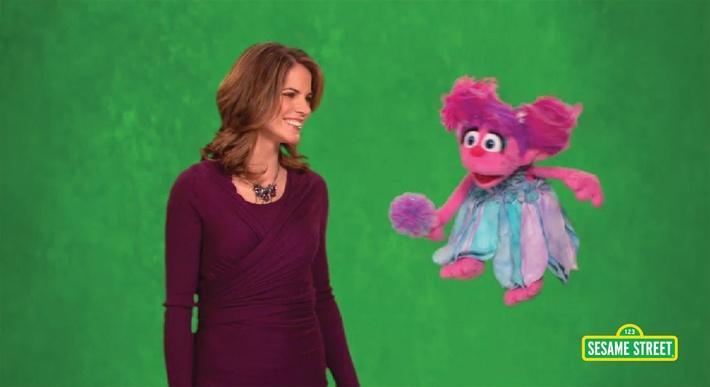 Natalie Morales: Float | Sesame Street