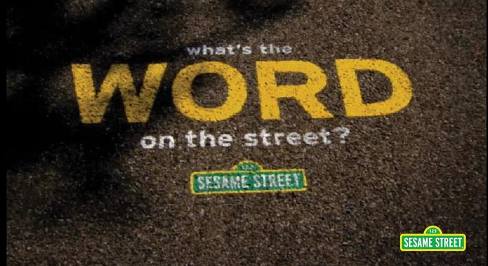 Word on the Street: Hexagon with Murray | Sesame Street