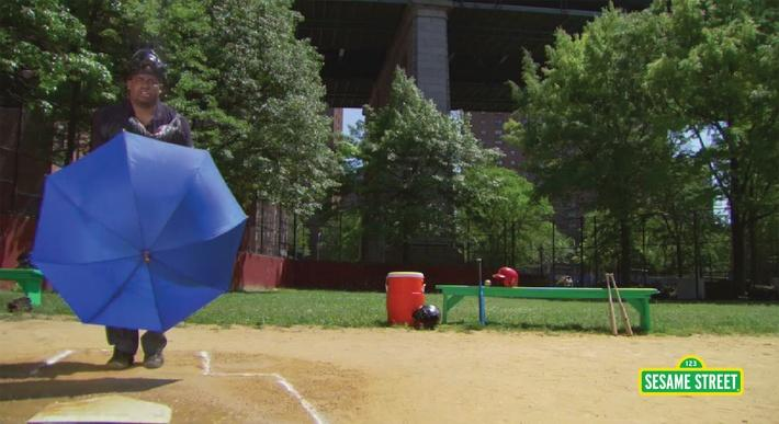 U Is for Umpire | Sesame Street