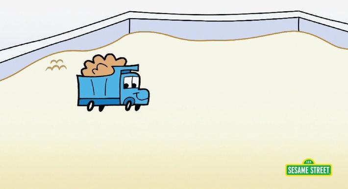 Trucks #5 | Sesame Street