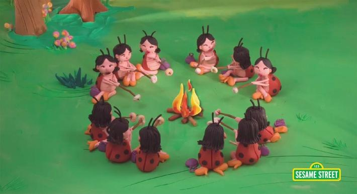 Ladybug Picnic #12 | Sesame Street