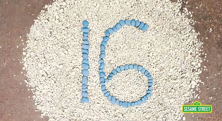 Rocks #16 | Sesame Street