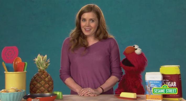 Amy Adams: Ingredient | Sesame Street