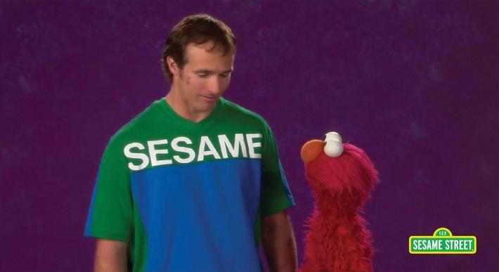 Drew Brees: Measure | Sesame Street
