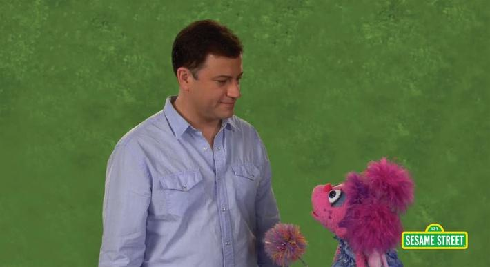 Jimmy Kimmel: Sibling | Sesame Street
