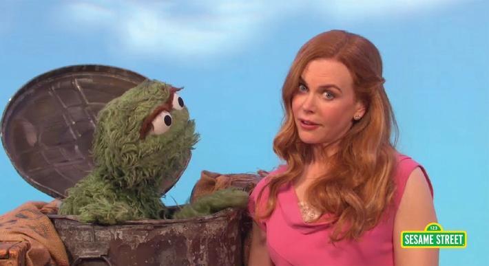 Nicole Kidman: Stubborn | Sesame Street