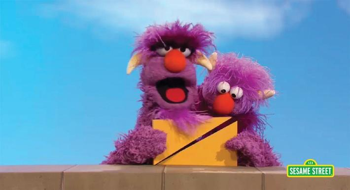 What's a Rectangle | Sesame Street