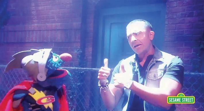 Jay Sean: Super Grover 2.0 | Sesame Street