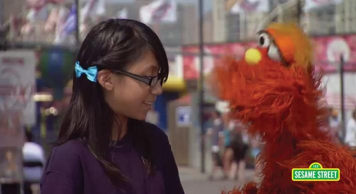 Word on the Street: Baile with Murray | Sesame Street