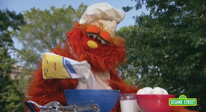 Word on the Street: Ingredient with Murray | Sesame Street