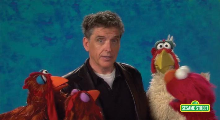 Craig Ferguson: Experiment | Sesame Street
