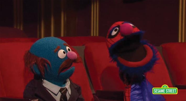 SpiderMonster the Musical | Sesame Street
