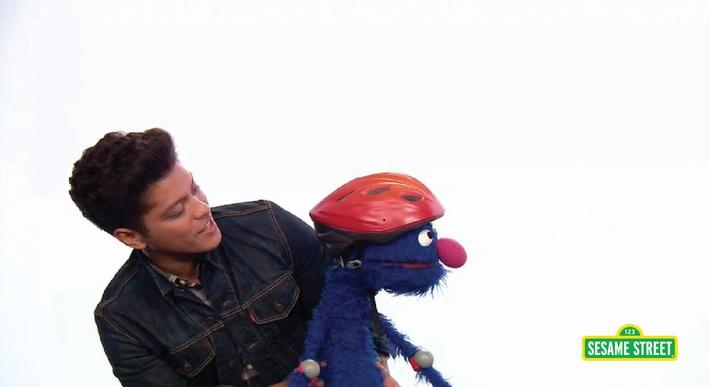 Bruno Mars: Don't Give Up | Sesame Street