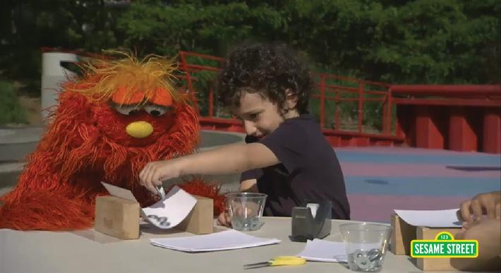 Murray Experiment: Build a Bridge | Sesame Street