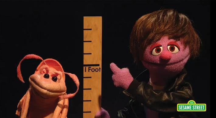 Measure, Yeah, Measure | Sesame Street