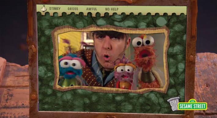 Song: Grouchology   Sesame Street