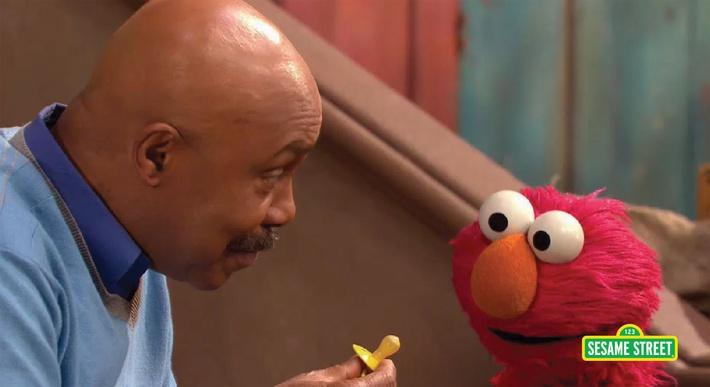 Song: Goodbye Pacifier with Elmo | Sesame Street