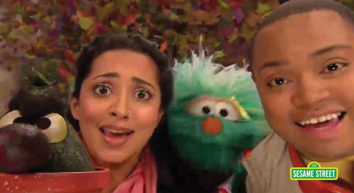 The Deciduous Song | Sesame Street