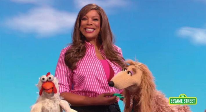 Wendy Williams: Veterinarian | Sesame Street